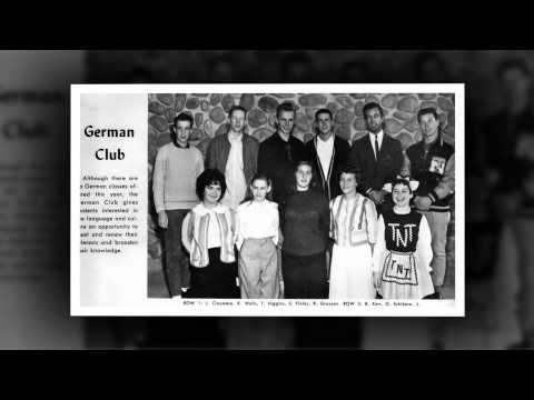 Terra Nova 50 Year Reunion of the Class of 1962 Yearbook (part 1 of 3)