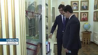 Музей Президента Республики Таджикистан.