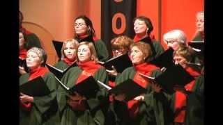 Qui creavit celum by Pierre Massie -- The Stairwell Carollers, 30th Anniversary Concert