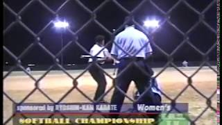 Softball 2000 Tidewater Championships  Mens open & womens