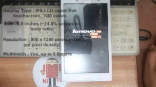 Lenovo TAB 2 A8-50 Review