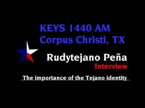 The Importance of the Tejano Identity by Mr. Rudytejano Peña