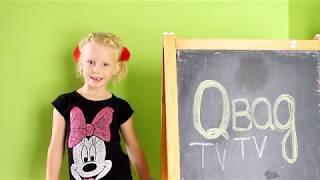 Ранцы для первоклашек. Обзор школьных каркасных рюкзаков от QbagTV.