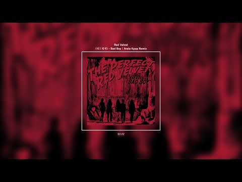 [Audio] Red Velvet (레드벨벳) - Bad Boy   Areia Kpop Remix