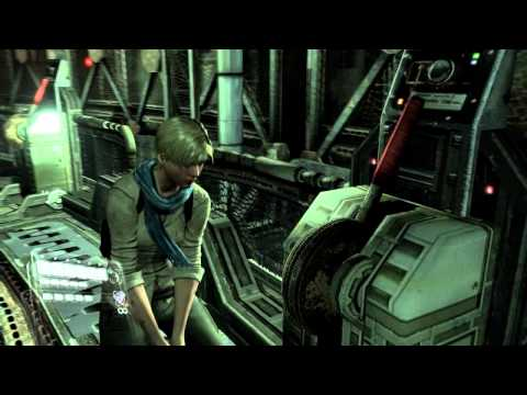 [PC longplay]  Resident Evil 6 Jake - Sherry Chapter 5[End]