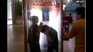 Ramirez-JMR-AJR Hurricane Simulator at the Mall
