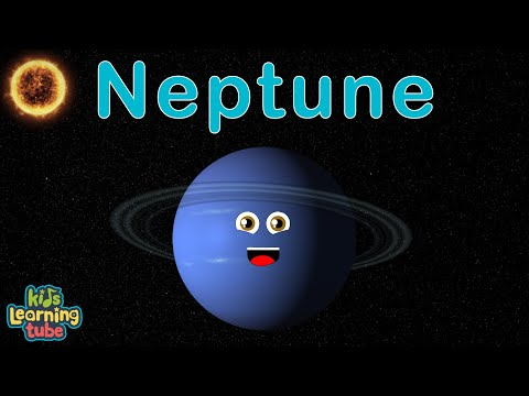 Neptune Song for Kids/ Planet Neptune Song for Children