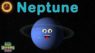 Planet Song for Kids/ Solar System Song for Children/Neptune Song for Children