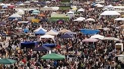 Wir organisieren den größten Flohmarkt Deutschlands, Doku (HD)