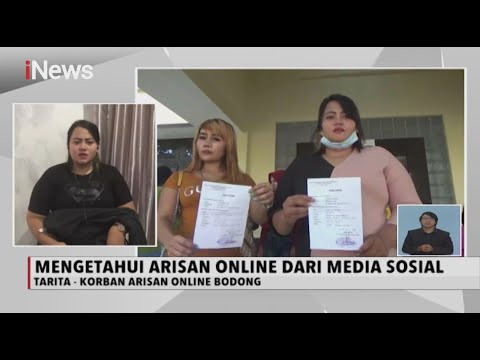 Korban Arisan Online Di Pati Terus Bertambah Dan Meluas - INews Siang 02/07
