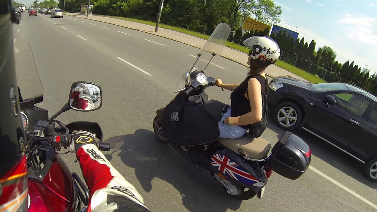Boob motorcycle helmet