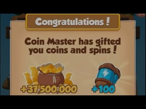 Coin master | How to get 37 millions 200 spin and 10 millions daily spin
