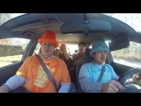 Whitby School: Benefit Car Karaoke