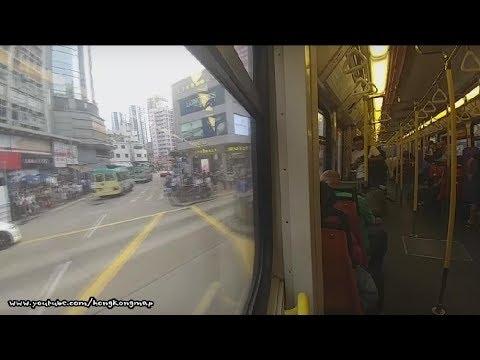 "hong-kong-mtr-""light-rail-system""-route-no.-610-(yuen-long-元朗-→-tsuen-mun-ferry-pier-屯門碼頭)"