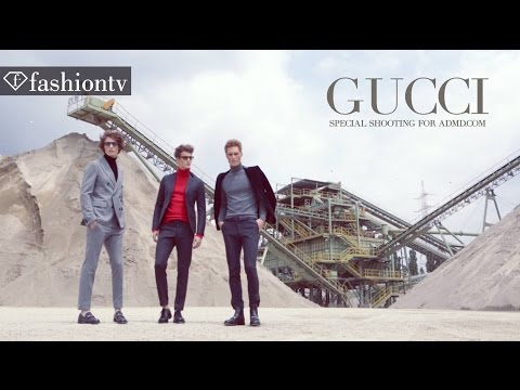GUCCI FW 2015 SPECIAL SHOOTING by GIOVANNI SQUATRITI    FashionTV