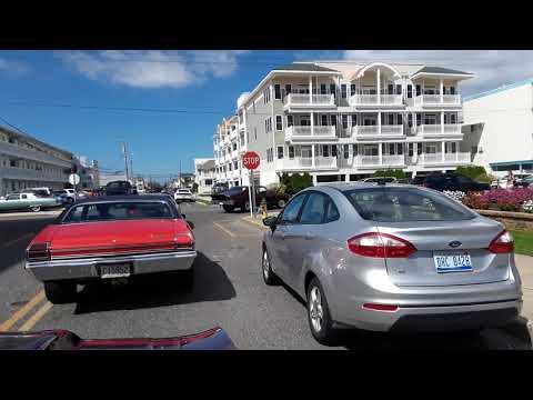 Wildwood car show 2017 burnouts