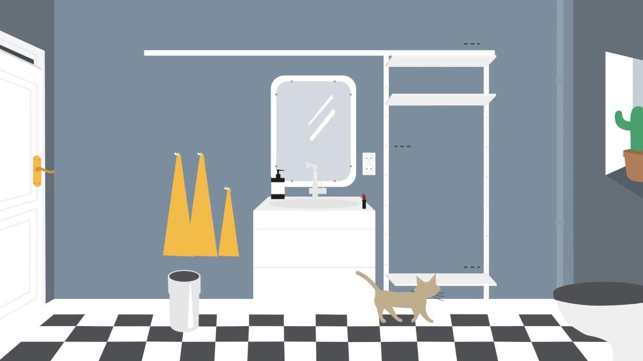 Algot Systeem Monteren Ikea Helpt