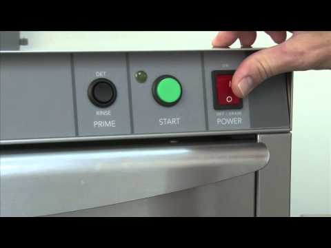 champion commercial dishwasher manual