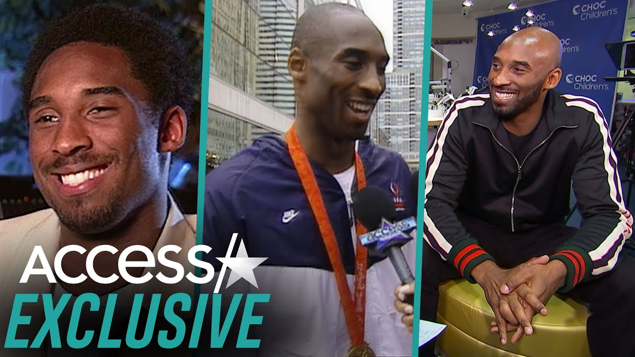 Remembering Kobe Bryant: The Late NBA Legend's Interviews Over The Last 20 Years