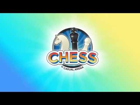 Online multiplayer chess game by Casual Arena