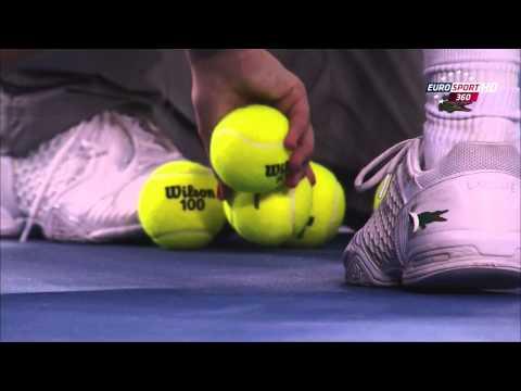 Rafael Nadal Vs Roger Federer SF Australian Open 2014 720 HD