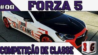 Forza 5 - Gameplay Xbox One Modalidade Classe C Parte 08