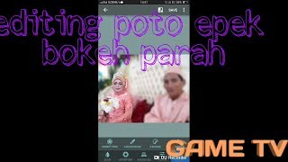 Download Video Cara edit foto epek bokeh seperti dslr MP3 3GP MP4