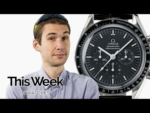 Omega Speedmaster Pro vs Breitling Navitimer; Richard Mille Controversy; TAG Heuer & Aston Martin