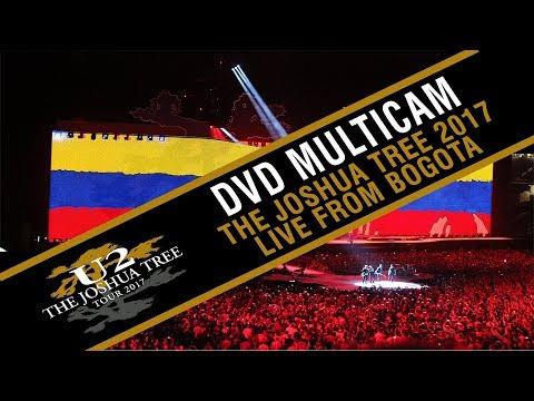 U2 Bogota Colombia MULTICAM  FULL Concierto Live  The Joshua Tree 2017  HD