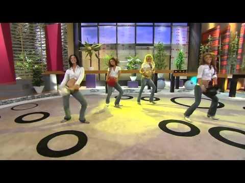 HD El ballet de venga la alegría bailando