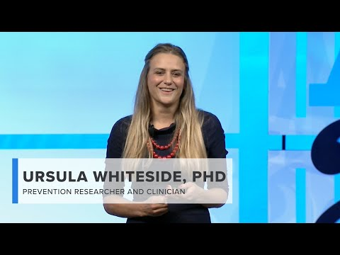 APA 2019 Main Stage: Ursula Whiteside On Suicide Prevention