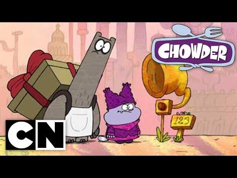 Chowder - The Thousand Pound Cake (Clip)