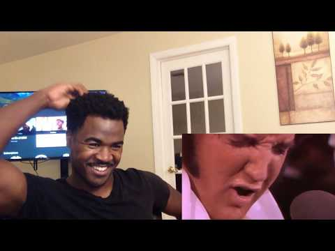Elvis-Unchained Melody-Reaction