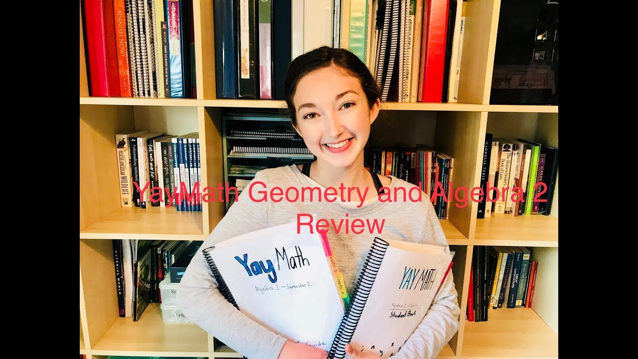 Yay Math   Online Course Download, Flipped Geometry Algebra Curriculum