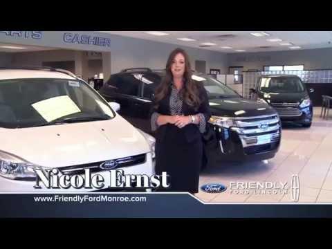 Friendly Ford Monroe Mi >> Friendly Ford Lincoln
