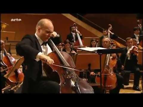 Truls Mork - Dvorák Cello Concerto in B minor, Op. 104 - I. Allegro