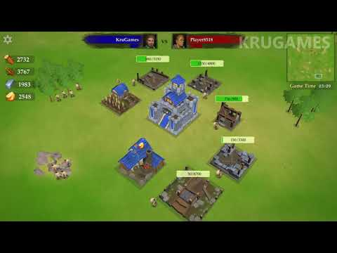 War Of Kings Android Gameplay