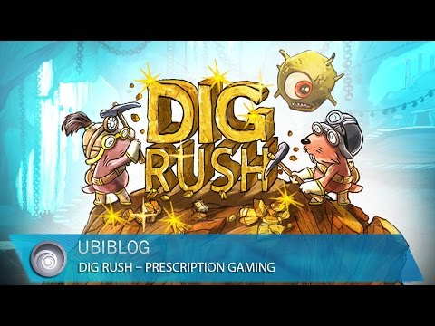 Dig Rush – Prescription Gaming [North America]