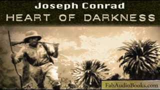 HEART OF DARKNESS by Joseph Conrad - full unabridged audiobook - Fab Audio Books
