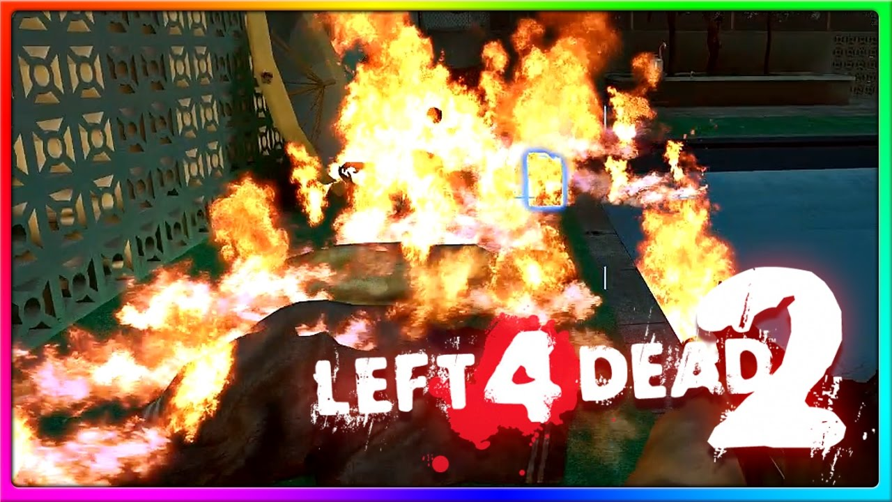 DON'T SCARE THE WITCH (Left 4 Dead 2 Gameplay Funny Moments)