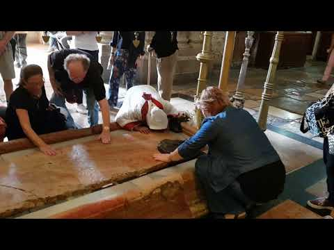 What Must Be Seen At The Site Of The Tomb Of Jesus? Jerusalem Israel