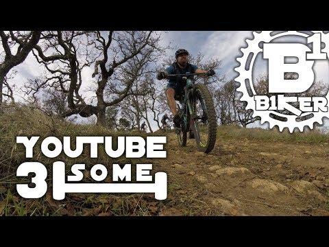 YouTube Threesome - Rockville Hills Park - Fairfield, Ca - Mountain Biking