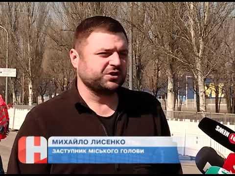 Новости 11 канал: Бордюроукладач за сто тисяч євро!