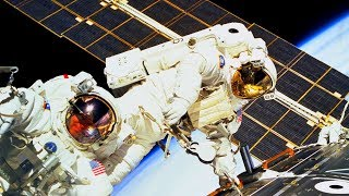ISS Russian Spacewalk 44 Expedition 54 (Misurkin And Shkaplerov Radio Elecronic Replacement)