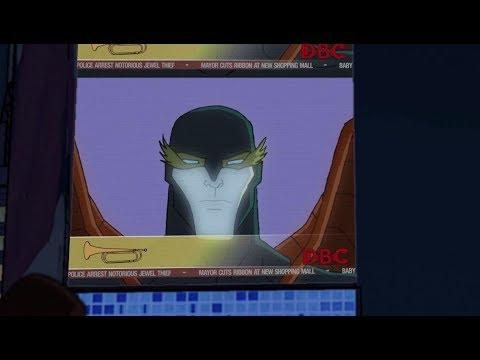 האוונג'רס - צוות גיבורי העל - האיחוד | נייטהוק | Marvel Avengers: Assemble