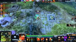 [RAT] Alliance vs 4CL - Game 1 (Alienware Summers End Cup)