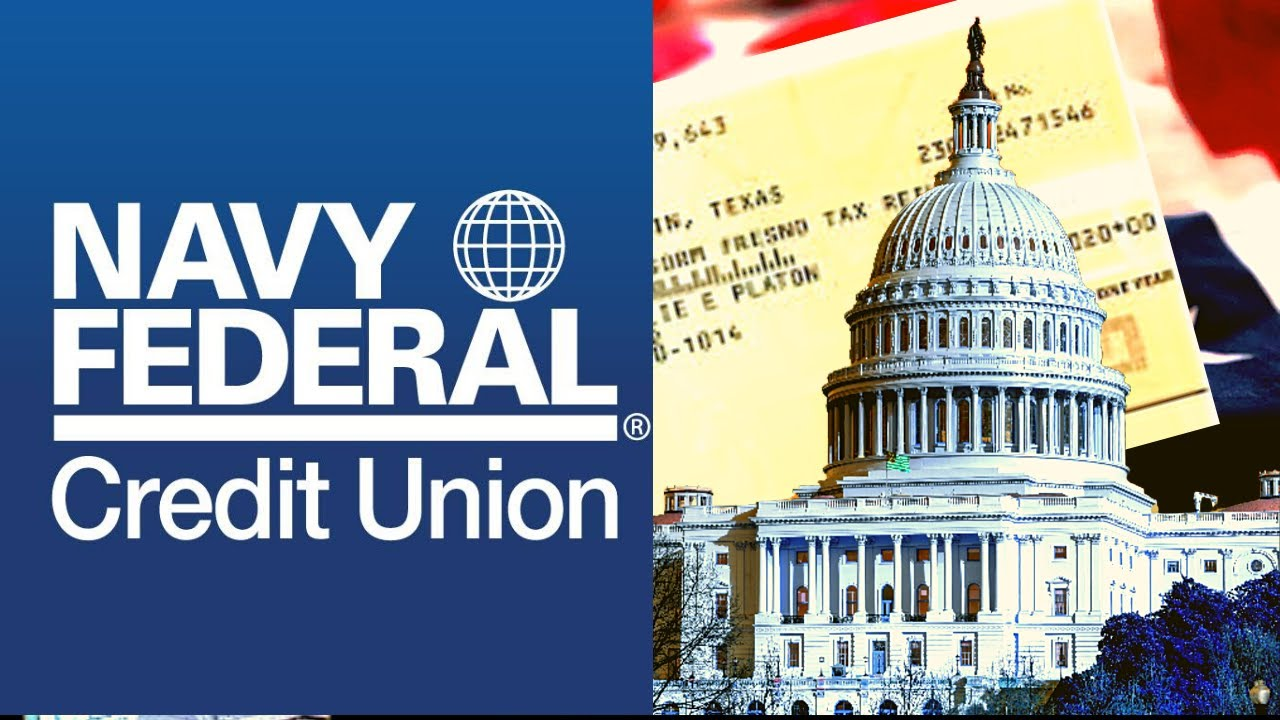 Stimulus Application Start Navy Federal Credit Union More Checks Are Coming To You! Stimulus  Update