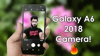 Samsung Galaxy A6 2018 Camera Review! Urdu/Hindi