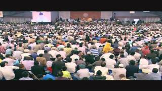 Jalsa Salana UK 2011: Tilawat - Concluding Session (Day 3)