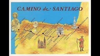 Сантьяго де Компостела Путь Святого Иакова. Путешествия по Испании.  Путешествие в COVID-19